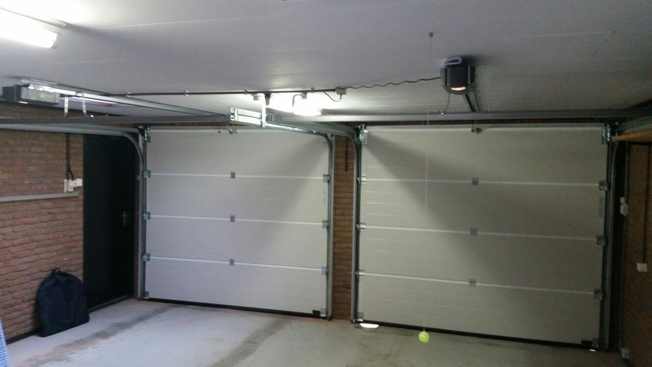 Garagedeuren in Bosch en Duin